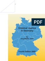 Criminal Justice in Germany 2005dfsd