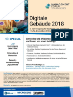 Digitale Gebaeude 2018