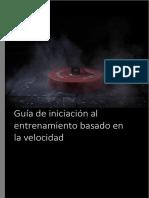 Guia Basica VBT Speed4lift