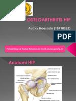 Osteoarthritis (AUCKY)