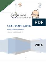 Cotton Line- Ropa Orgánica Para Bebé