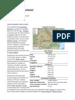 Geografia Romania