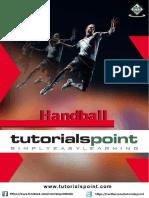 Handball Tutorial