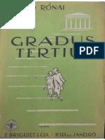 Gradus Tertius