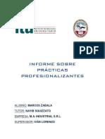 Informe de Prácticas-1
