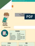 Case Report DT & DF
