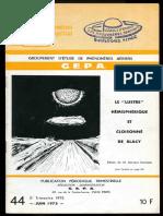 GEPA N °44 - JUIN 1975