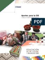 Aportes EIB Compilado 2013