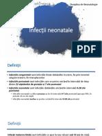 Infectii NN Curs 2018