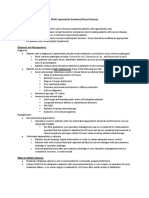 PAMC Adult and Pediatric Appendicitis Guideline 5-20151