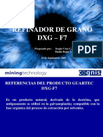 Aditivo Regulador de Grano DXG-F7 (15!09!09)
