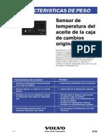 Sensor Temp.aceite c.cambios