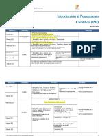 Organizador IPC CIV 2019