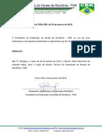 Portaria Designação 006.2019