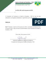 Portaria 004.2019