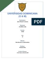 Informatica Juan Manuel