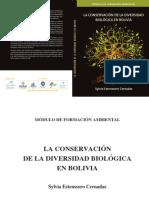 La Conservacion de la Diversidad Biologica En Bolivia