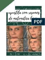 Apostila Letras Bonitas PDF