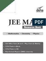 Disha Resource Book