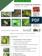 Manual de Monitoreo Plagas