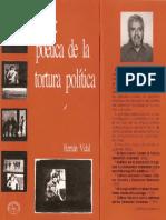 Vidal, H. Chile, La Poetica de La Tortura Politica