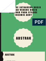 Low Dose Alteplase vs Standard Dose in Acute Ischemic Stroke.pptx