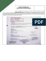 CONSULTA DE OBRA N°001