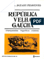 1980 Republica Velha Gaucha