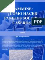 Yammine - Yammine, ¿Cómo Hacer Paneles Solares Caseros?