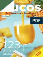 Que Delícia Ed. 8 - Sucos Refrescantes e Saudáveis