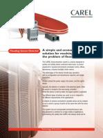 Detector inundação Carel Referência rápida.pdf