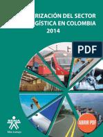 4. CAPITULO 1. Reporte Caracterizacion Sector Logistica 2014 Entorno Económico