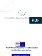 PARFI Company Profile 2017