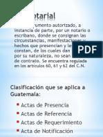 Actas Notariales-1