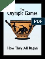 Istoria jocurilo olimpice