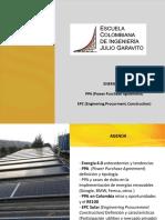 Conferencia Energía Solar