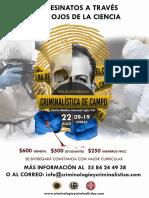 CriminalisticaDeCampo Asesinatos