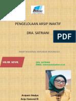 Materi Inaktif - Magang Dinas Arsip Kab. Bima.ppt