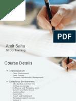 SFDC Training