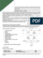 Funciones Químicas orgánicas