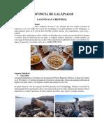 Provincia de Galápagos