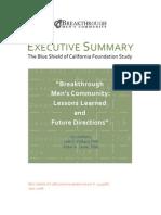 BMC Executive Summary Blue Shield Study