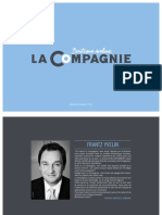 Press Kit La Compagnie