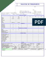 FORMATO SOLICITUD DE PPTO. CAMEC (2) (3) (1) (3) (11) (3)