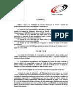 Consulta e Parecer p.l. Diversos 01 05
