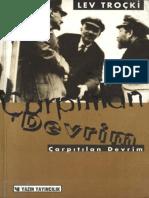 Troçki - 1929-Çarpıtılan Devrim