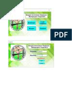 Screen design