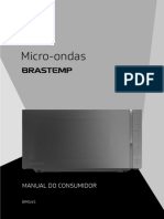 Brastemp Micro Ondas BMG45AE Manual Versao Digital