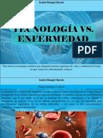 Isabel Rangel Barón - Tecnología vs Enfermedad