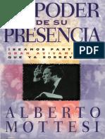 Alberto Motessi El Poder de Su Presencia